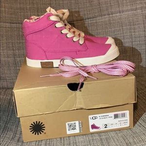 Brand New girls Ugg sneakers
